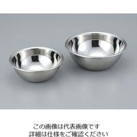 アズワン ステンレスミキシングボール (6L) 1セット(5個) 1-4536-04 (直送品)