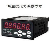 日本電産シンポ デジタルパネル形カウンター  DT-601CG-BI-DC-6L 1個  (直送品)
