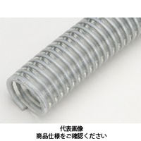 カナフレックス V.S.ホース V.S.-C型(耐熱食品用) ポリ塩化ビニール 定尺外 100φ 3m VS-C-FH-100-3 (直送品)