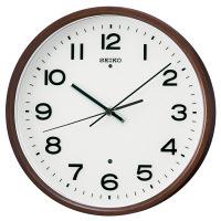 SEIKO(セイコークロック) 電波掛け時計 KX207B 1個 (直送品)