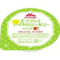 クリニコ エンジョイ小さなハイカロリーゼリー(りんご味) 0648573 (直送品)