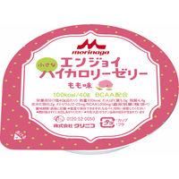 クリニコ エンジョイ小さなハイカロリーゼリー(もも味) 0648574 (直送品)