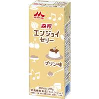 クリニコ エンジョイゼリー プリン味 1ケース(30本入) 0650197 (直送品)