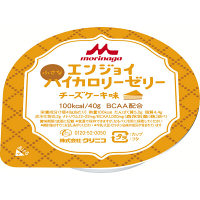 クリニコ エンジョイ小さなハイカロリーゼリー(チーズケーキ味) 0650899 (直送品) 1ケース