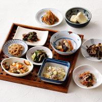 京都・京菜味のむら 京のおばんざい10種