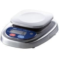 エー・アンド・デイ(A&D) 取引証明用(検定付) 防塵・防水 デジタルはかり 地区1 1kg HL1000iWP-K-A1 (直送品)