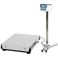 エー・アンド・デイ(A&D) 取引証明用(検定付) 大型デジタル台はかり 地区1 秤量(300kg/600kg) HV-600KGL3-K 1台 (直送品)