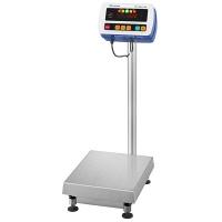 エー・アンド・デイ(A&D) 取引証明用(検定付) 防塵・防水 デジタル台はかり 地区1 150kg SW-150KM-K 1台 (直送品)