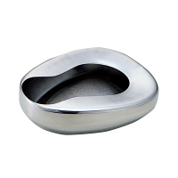 ウルシヤマ金属工業 米式便器(ステンレス製) MY-1209 本体 01590000 (直送品)
