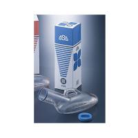 西部 OSG透明尿器(男性用) 900ML 本体 64601000 (直送品)