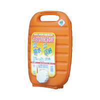 スタンディング湯たんぽドーム 本体 67042100 土井金属化成 (直送品)