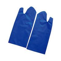 ウィズ スライディンググローブ 本体 205×485mm ブルー 86693400 1組 (直送品)