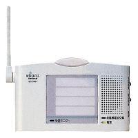 マルセンオオキ ワイヤレスコール卓上受信器 本体 ECE1601P (直送品)