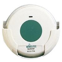 マルセンオオキ ワイヤレスコール浴室発信器 (ホルダーツキ) 本体 ECE1704P (直送品)