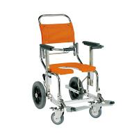 睦三 シャワーキャリーAG-LWG 本体 No.5820 入浴用車椅子 (直送品)