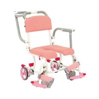 松永製作所 シャワーキャリー 本体 SW-11W 入浴用車椅子 (直送品)
