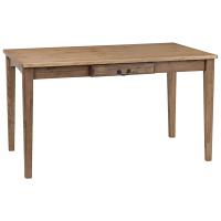 Yoshikei (吉桂) ナチュラルダイニングテーブル ナチュラル 幅1040×奥行531×高さ819mm 1台 (直送品)