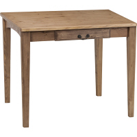 Yoshikei (吉桂) ナチュラルダイニングテーブル ナチュラル 幅800×奥行800×高さ712mm 1台 (直送品)