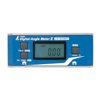 シンワ測定 デジタルアングルメーター II 防塵防水 マグネット付 76826 (直送品)