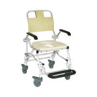 睦三 シャワーキャリーLXII 本体 No.5022 入浴用車椅子 (直送品)