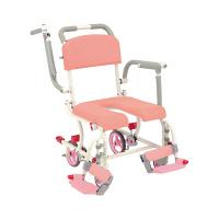 松永製作所 シャワーキャリー 本体 SW-11S 入浴用車椅子 (直送品)