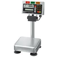 エー・アンド・デイ(A&D) 取引証明用(検定付) 防塵・防水 デジタル台はかり 地区3 15kg FS-15Ki-K 1台 (直送品)