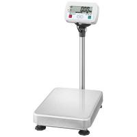 エー・アンド・デイ(A&D) 取引証明用(検定付) 防塵・防水 デジタル台はかり 地区4 150kg SC-150KAL-K 1台 (直送品)