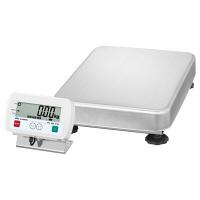 エー・アンド・デイ(A&D) 取引証明用(検定付) 防塵・防水 デジタル台はかり 地区3 150kg SE-150KBL-K 1台 (直送品)