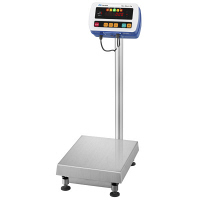 エー・アンド・デイ(A&D) 取引証明用(検定付) 防塵・防水 デジタル台はかり 地区3 60kg SW-60KM-K 1台 (直送品)