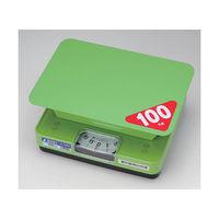 シンワ測定 簡易自動はかり ほうさく 100kg 取引証明以外用 70008 (直送品)
