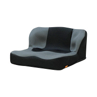 タカノ 座位保持クッションLAPS(ラップス) グレイ TC-L01 (直送品)