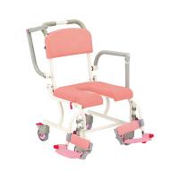 松永製作所 シャワーキャリー 本体 SW-11 入浴用車椅子 (直送品)