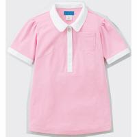 【メーカーカタログ】 KAZEN レディスポロシャツ ピンク S 239-93-S 1枚  (直送品)