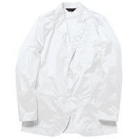 【メーカーカタログ】ボンマックス イベントテーラードジャケット ホワイト L MJ0075 1枚 (直送品)