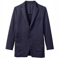 住商モンブラン メンズジャケット ネイビー S 31-5009 (直送品)