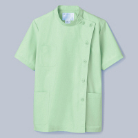 住商モンブラン ケーシー(レディス・半袖) 医務衣 医療白衣 ミント M 52-008 (直送品)