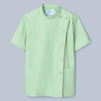 住商モンブラン ケーシー(レディス・半袖) 医務衣 医療白衣 ミント S 52-008 (直送品)