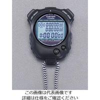 esco(エスコ) 1/100秒 防滴 ストップウォッチ(多機能) EA798C-15A 1個 (直送品)
