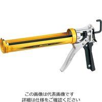 エスコ(esco) 380mm コーキングガン 1セット(2個) EA930BK(直送品)