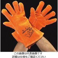 エスコ(esco) [M] 手袋(熔接用・牛革) 1セット(3双) EA353AT-41(直送品)
