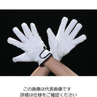 エスコ(esco) [M] 手袋(豚革) 1セット(5双) EA353C-25(直送品)