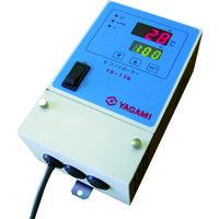 ヤガミ デジタル温度調節器  YD-15N 1個 762-2881 (直送品)