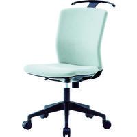 アイリスチトセ ハンガー付回転椅子(フリーロッキング) グレー HG-X-CKR-46M0-F-GY 759-4241(直送品)