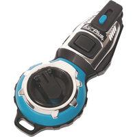 シンワ測定 ハンディ墨つぼJr.Plus手巻ターコイズブルー 73285 1個 756-9068 (直送品)