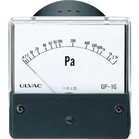 アルバック販売(ULVAC) ピラニ真空計(アナログ仕様) GP-1G/WP-16 GP1G/WP16 1セット 496-1382 (直送品)