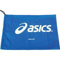 アシックス(ASICS) アシックス シューバッグ(L) リフレックスブルー(35×40cm) TZS987.41-F 1枚 752-0166(直送品)