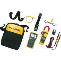 FLUKE 電気設備用マルチメーター116/323HVACコンボキット 116/323 KIT 765-7293 (直送品)