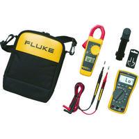 TFFフルーク(ティーエフエフフルーク) FLUKE 真の実効値マルチメーター 117/323 KIT 1台 765-7315 (直送品)