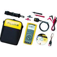 TFFフルーク(ティーエフエフフルーク) FLUKE デジタルマルチメーター287/FVF標準付属品 287/FVF 1台 765-7421 (直送品)