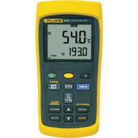 TFFフルーク(ティーエフエフフルーク) FLUKE 温度計(ロガー機能付・2チャンネル) 54-2B 1台 769-3320 (直送品)
